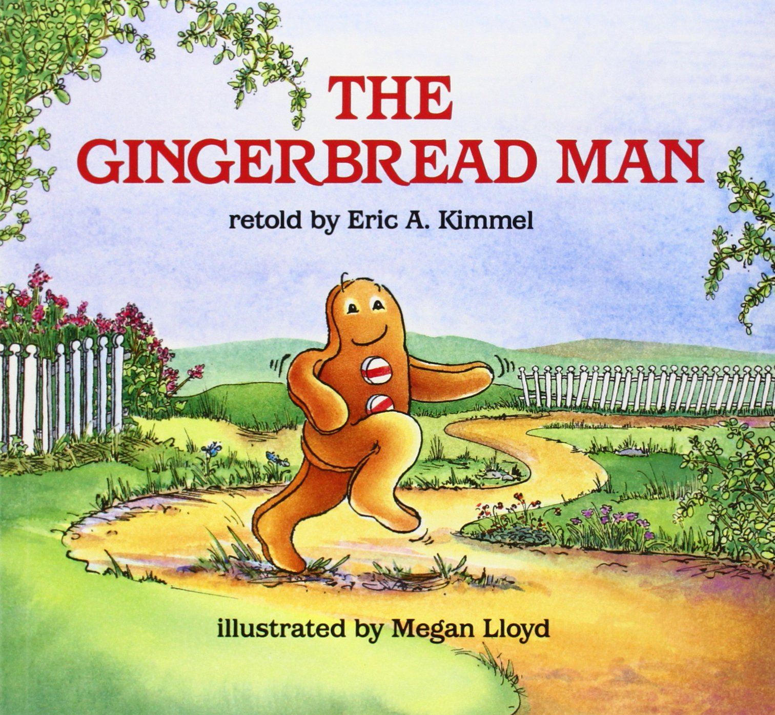 Gingerbread Man Eric Kimmel product image