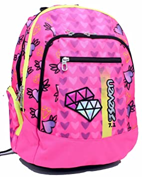73d96b6ba9 Image Unavailable. Image not available for. Colour  Advanced Plus Backpack  Fuchsia High Tech Shift Girl Seven