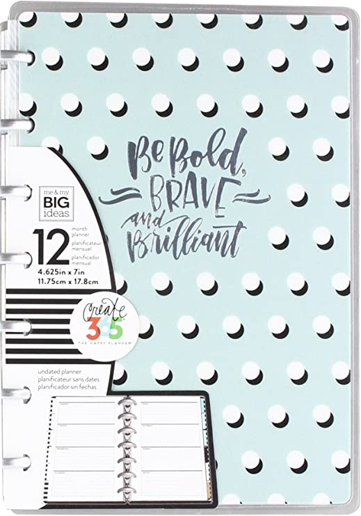 Me And My Big Ideas Create 365 The Happy Planner Sticky Notes Be Brave