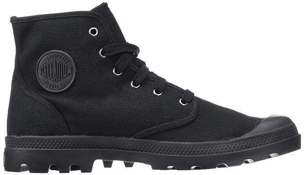 Amazon.com  Palladium Men s Pampa Hi Canvas Boot  Shoes 69e258eee8