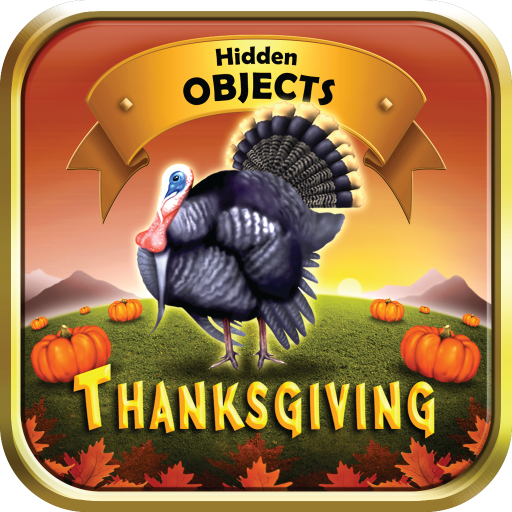 Hidden Object - Happy Thanksgiving