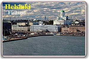 Helsinki/Finland/fridge/magnet.
