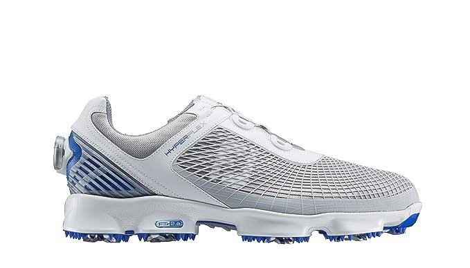 ce5ece7fffd7d FootJoy Zapatos De Golf HyperFlex Boa para Hombre