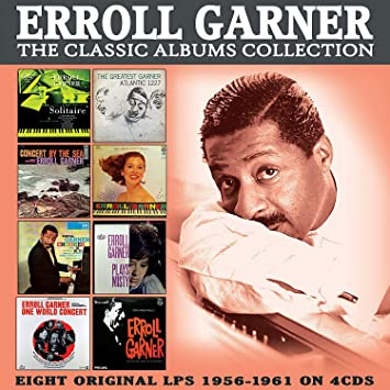 2cf1059b2f79 Erroll Garner - The Classic Albums Collection - Amazon.com Music