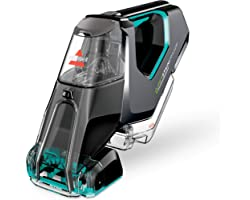 BISSELL - Portable Carpet Cleaner - Pet Stain Eraser PowerBrush - Handheld - Grab and Go Cordless Convenience with Powerful M