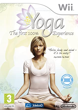 Amazon.com: Yoga Wii (For Balance Board) /Wii: Video Games