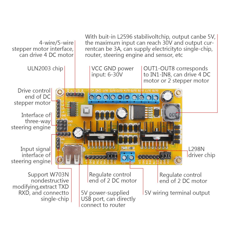 mysweety stepper motor wiring diagram wiring diagrams