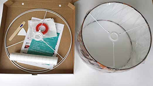 cm kit para creacin de pantallas para techo o lmpara de mesa diy