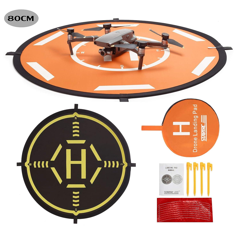 Landing Pad Landeplatz Universal Foldable Drone Leuchtende Funktion 2 Sides f/ür DJI Mavic 2 Pro //Zoom//Mavic Pro//Mavic Air //Spark