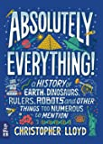 Absolutely Everything! A History of Earth, Dinosau
