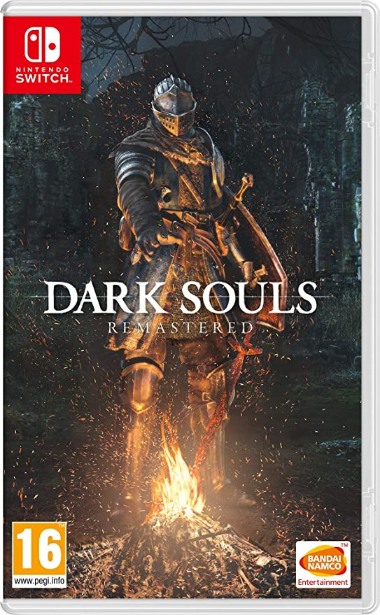 26 opinioni per Dark Souls: Remastered- Nintendo Switch