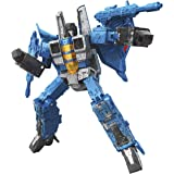 "TRANSFORMERS - 10"" Thundercracker Action Figure - Generations - War for Cybertron: Siege Voyager Class - Takara Tomy - Kids Toys - Ages 8+"