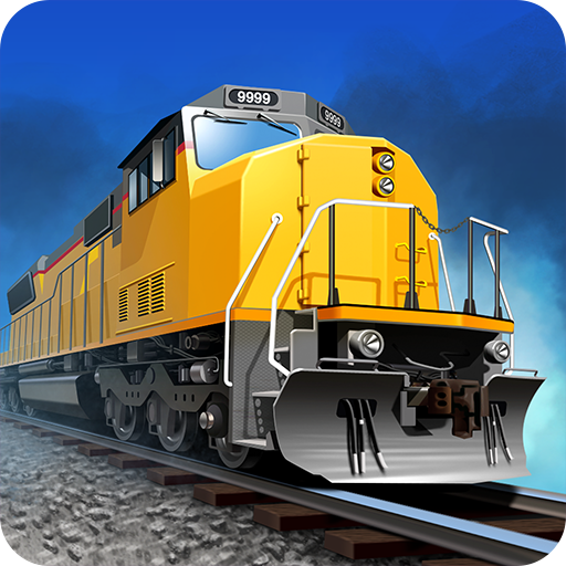 - TrainStation - The Game On Rails & Railroad Locomotive Tycoon
