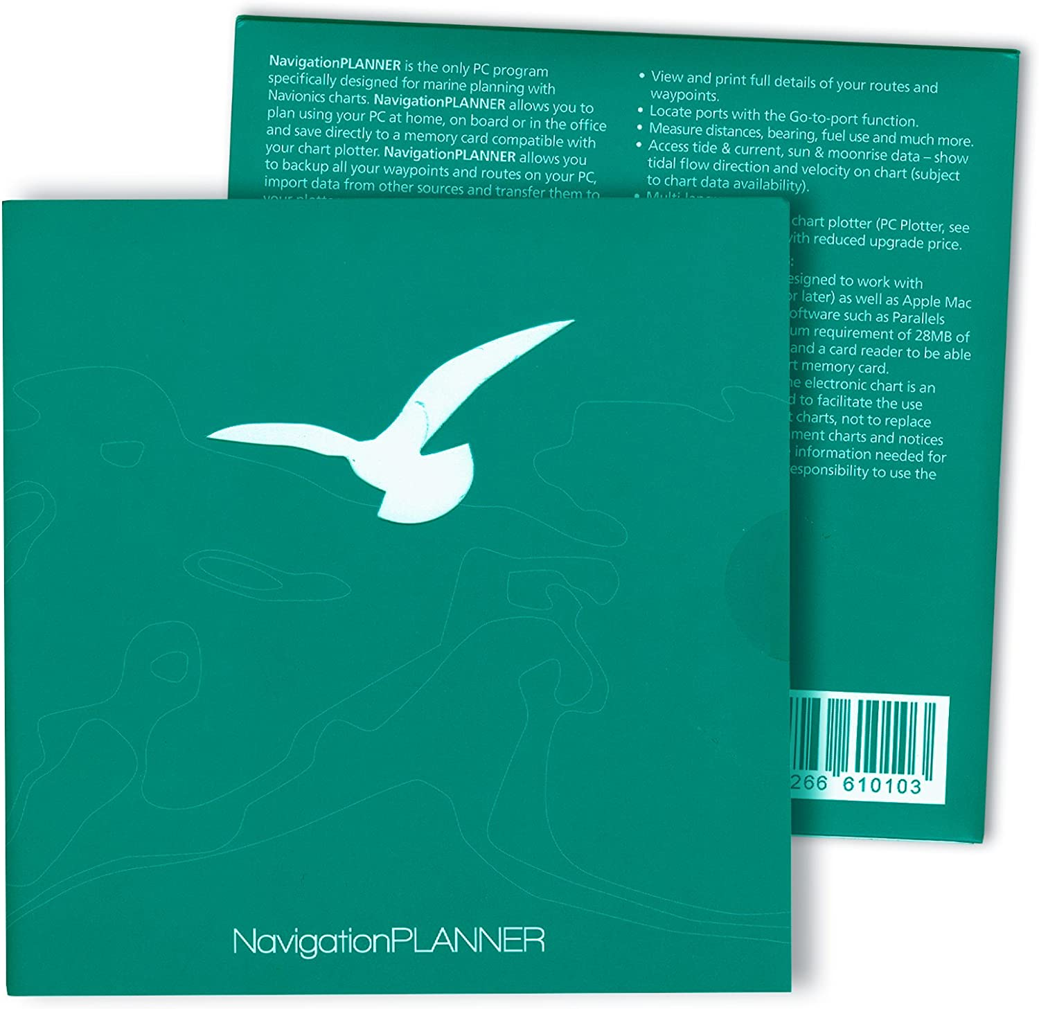 Navionics Navplanner - Software de navegación para PC: Amazon.es ...