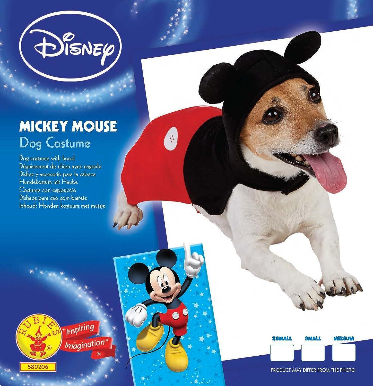 Rubies 3580207 – Disfraz para Perros de Minnie Mouse: Amazon.es ...
