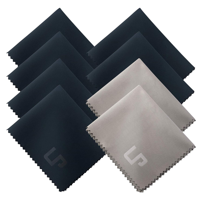 Amazon.com: Paños de limpieza de microfibra LP Premium ...