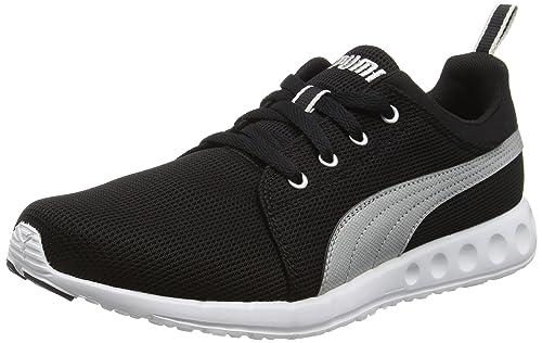 Puma Carsonrunnerf6, Zapatillas de Atletismo Para Hombre, Negro (Blk.Pumasilv 03Blk.