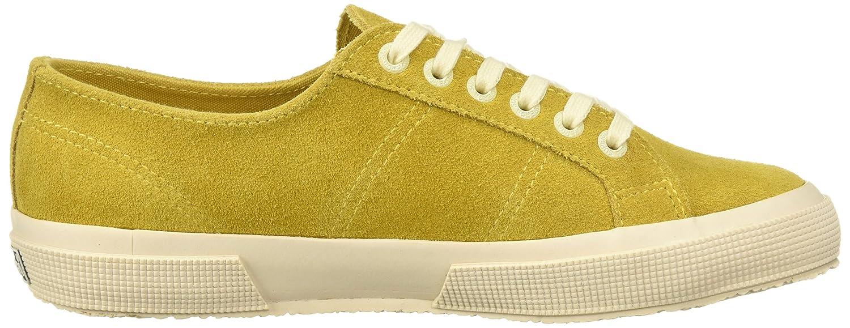 Superga Women's 2750 Suecotlinw (9.5 Sneaker B07C2HR3M3 41 M EU (9.5 Suecotlinw US)|Mustard 3efe15