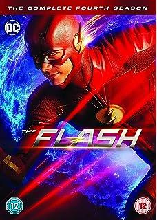 Flash Season 3 [DVD] [2017]: Amazon co uk: Grant Gustin, Candice