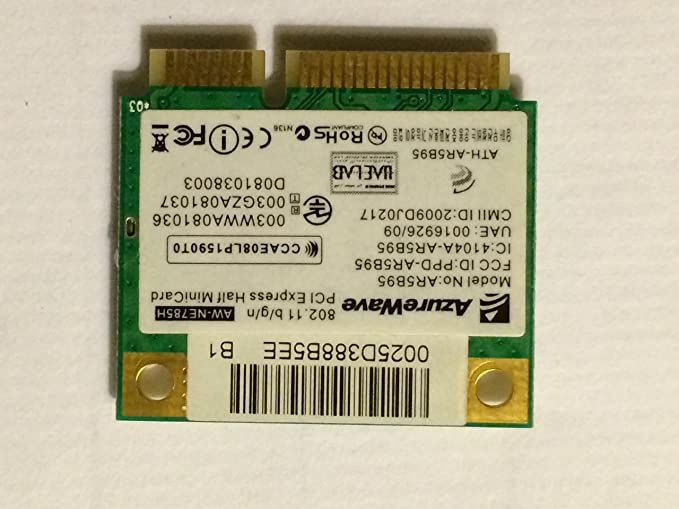 Ar9285 pc atheros asus driver eee
