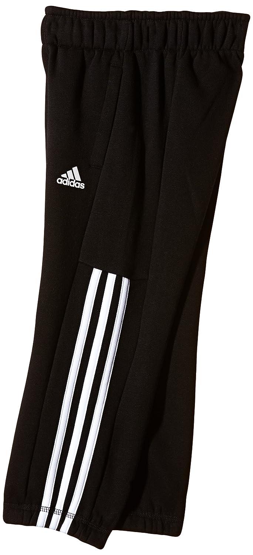 adidas Jungen Hose Essentials Mid 3 Stripes Sweat Pants CH