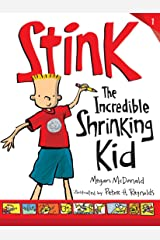 Stink: The Incredible Shrinking Kid Paperback