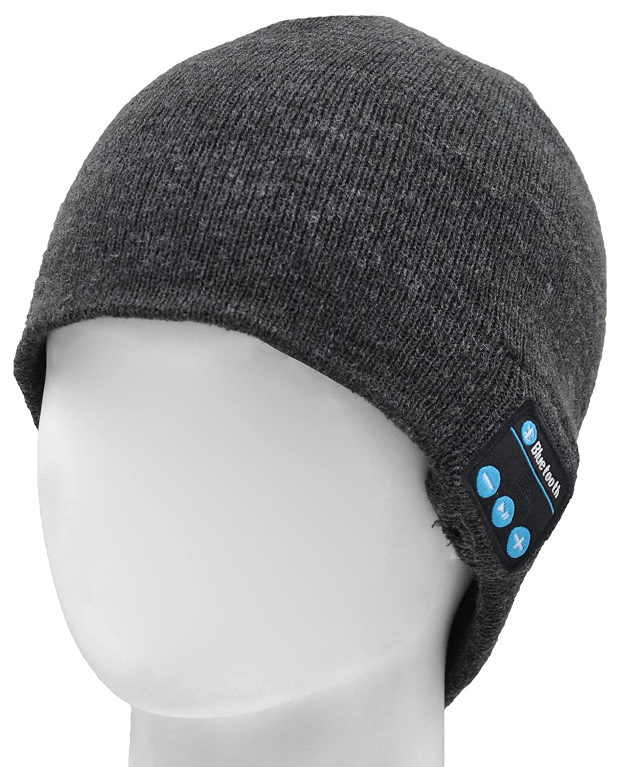 785bcc8a000 FULLLIGHT TECH Winter Comfy Bluetooth Beanie Hat Headphones With Speakers    Mic Hands Free Washable Outdoor