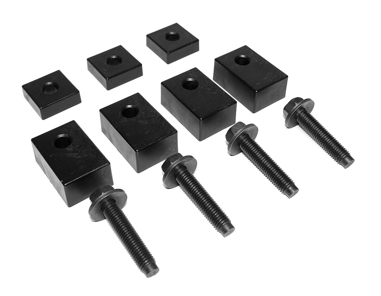 Innovative JK Products Rear Seat Recline Kit for Jeep JKU Wrangler (4-Door)