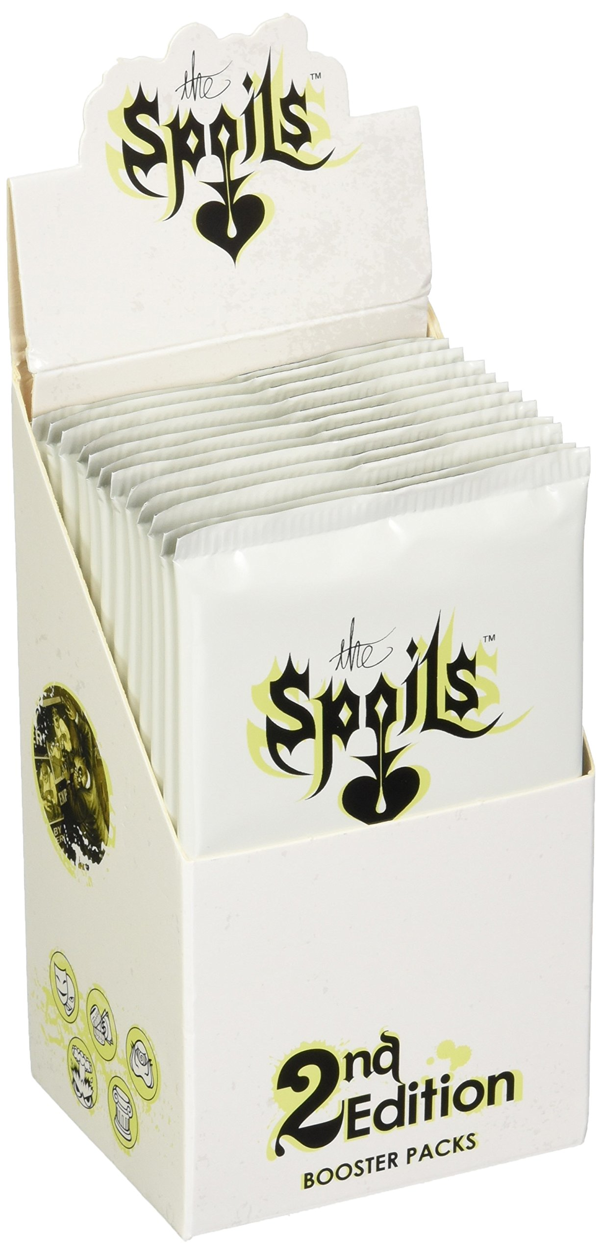 Spoils: 2Nd Edition Booster Card Game, Brown