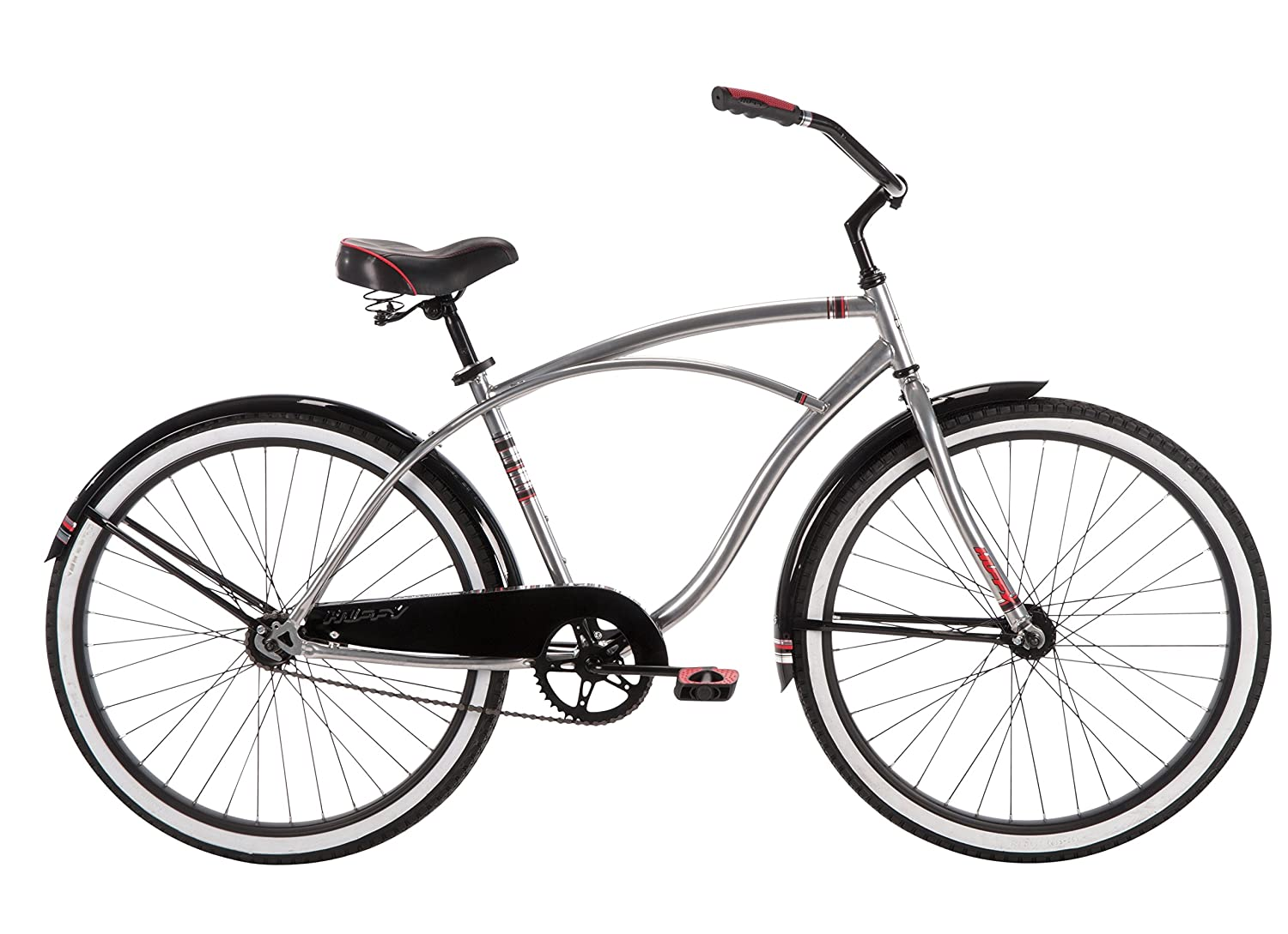 Huffy Bicycle Company Men S Good Vibrations Cruiser