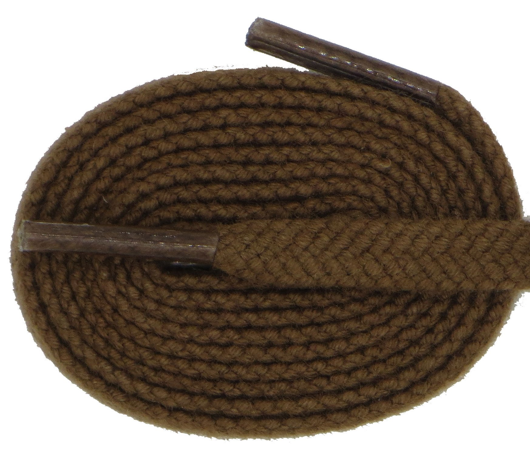 Cotton Flat Non Waxed 27'' 5.5mm 1.3mm (Bronze)