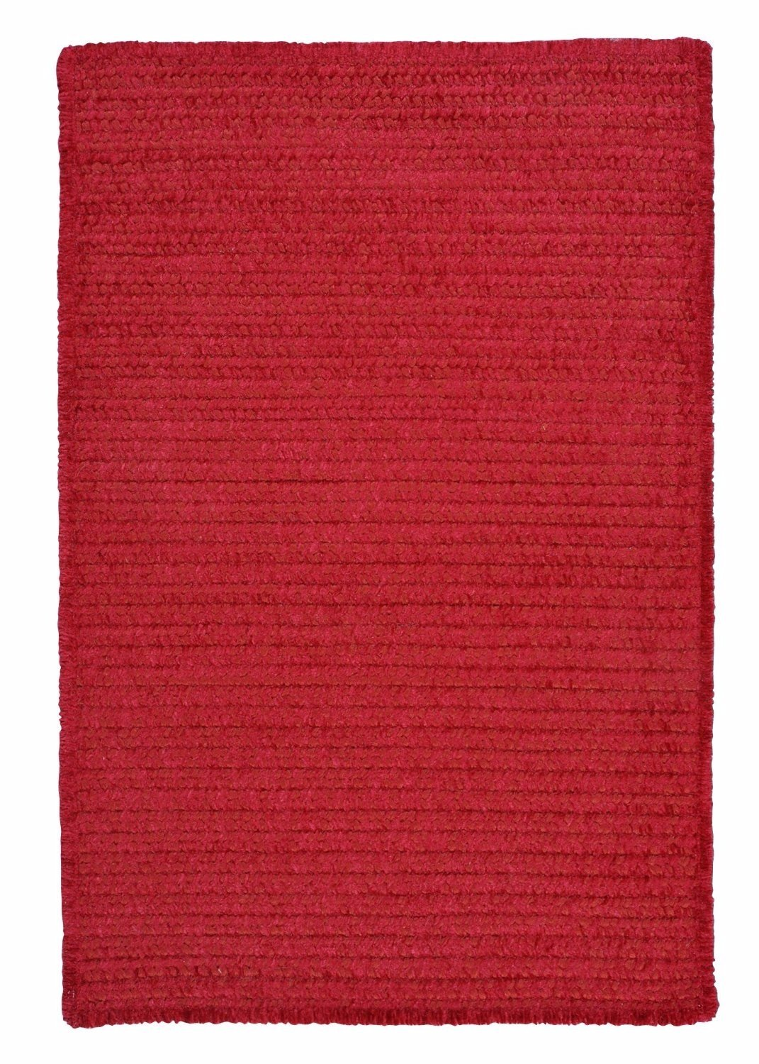 Ambiant Sangria Chair Pad M703 Kids / Teen Red 15''X15'' (SET 4) - Area Rug