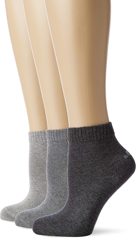 s.Oliver Socks Womens Ankle Socks, Pack of 6