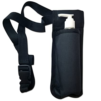 Amazon.com: TOA Single Botella Holster correa ajustable w ...