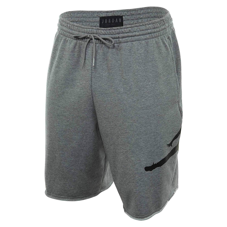 ece038f74aedac Nike Herren Jumpman FLC Shorts  Amazon.de  Sport   Freizeit