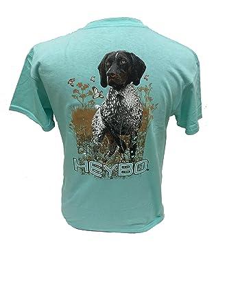 96a9a4929 Amazon.com: Heybo Vintage Pointer Adult SS T-shirt-xxl: Clothing