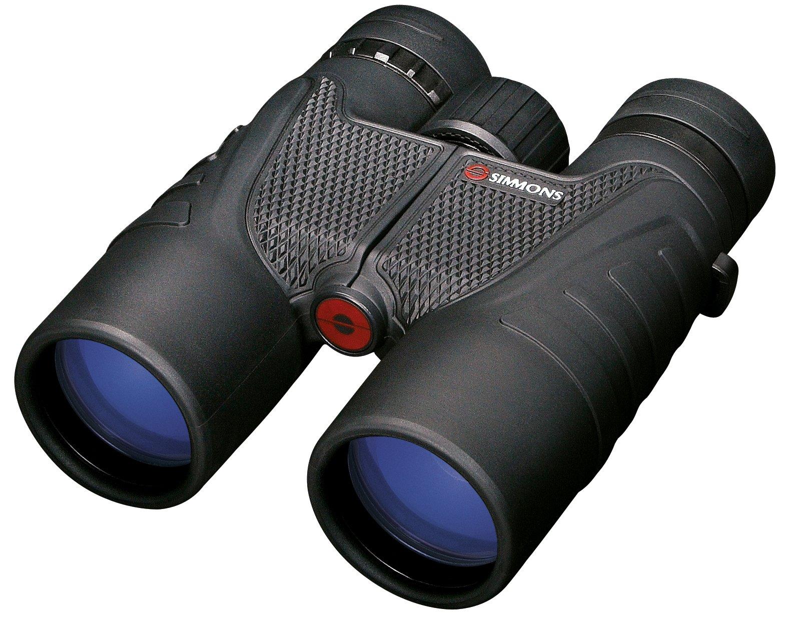 Simmons ProSport 10 x 42mm Roof-Prism Waterproof/Fogproof Binoculars (Black)