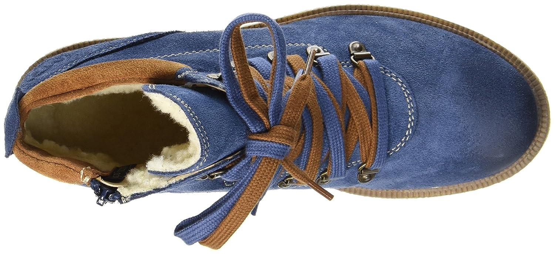 Marco Tozzi Tozzi Marco Premio Damen 26253 Stiefel Blau (Denim Comb) 7348c5