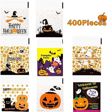 Amazon.com: Whaline - Bolsa para dulces de Halloween ...