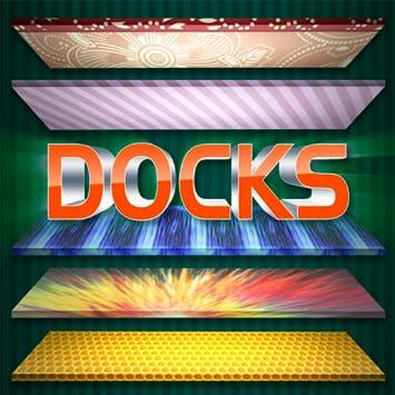 3D Docks for Nova Apex Go ADW