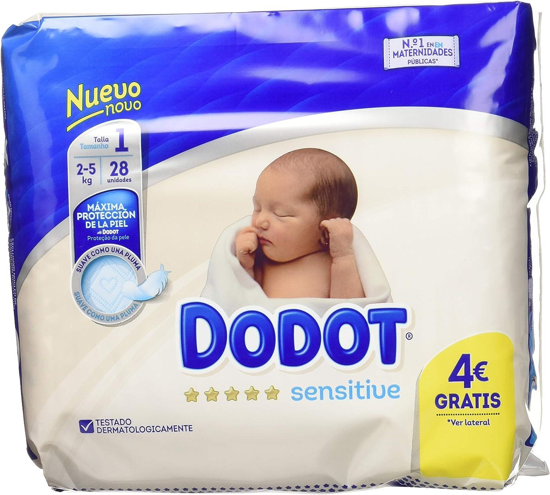 Dodot - Pañales desechables, unisex: Amazon.es: Salud y cuidado personal