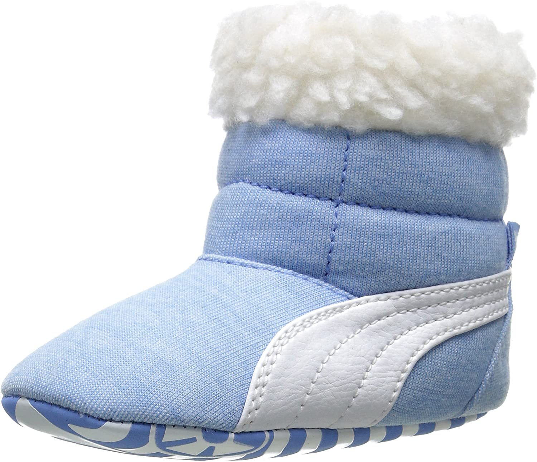 PUMA Baby Boot Fur Infant Shoe (Infant