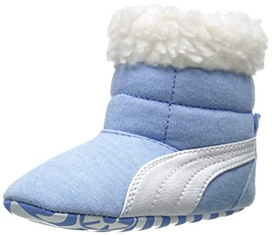 f425ae3e PUMA Baby Boot Fur Infant Shoe (Infant/Toddler)