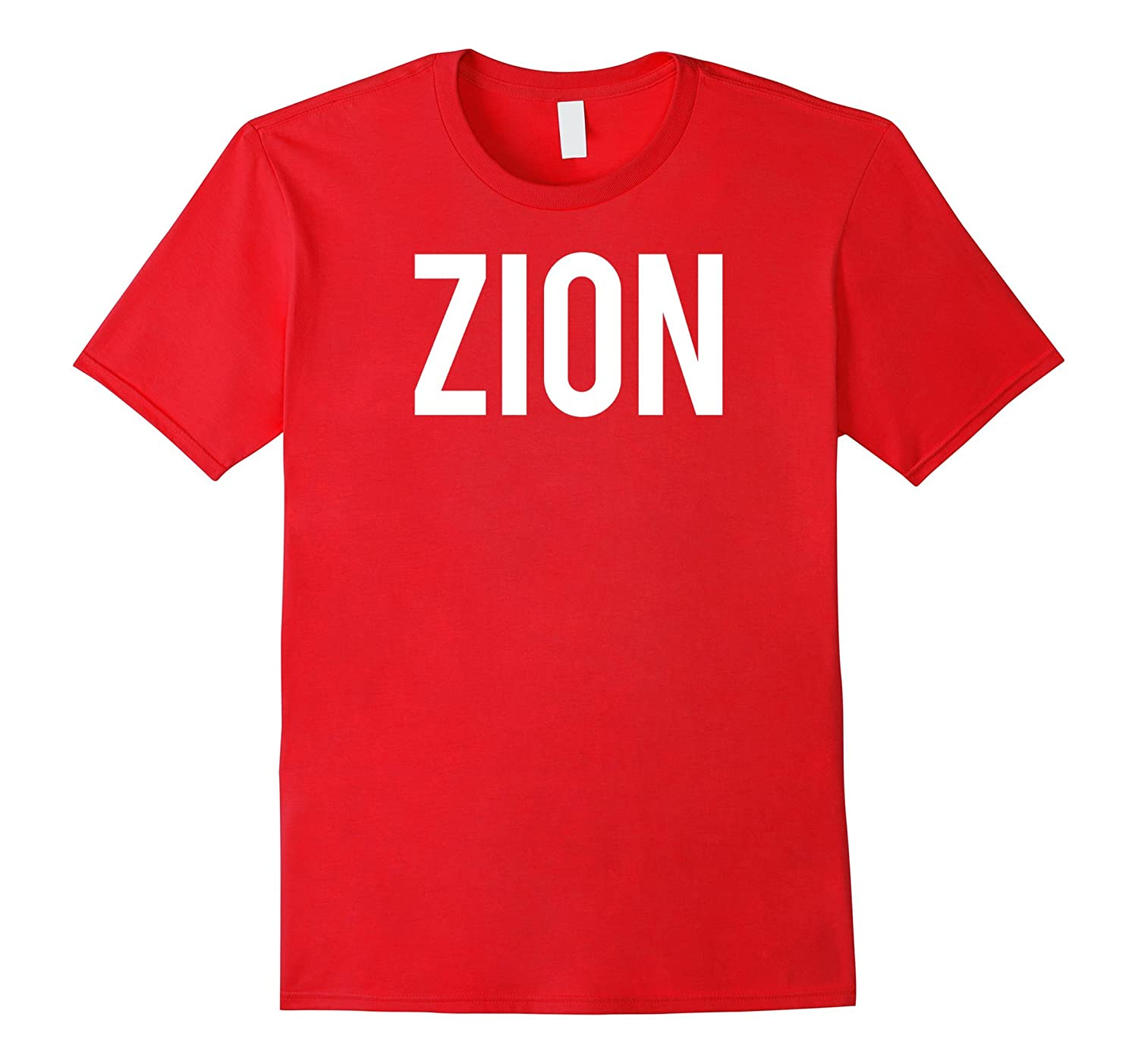 Zion T Shirt - Cool new funny name fan cheap gift tee-TH