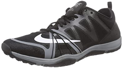Nike Free Cross Compete, Women's Fitness Shoes, Black (Black/White/Cool
