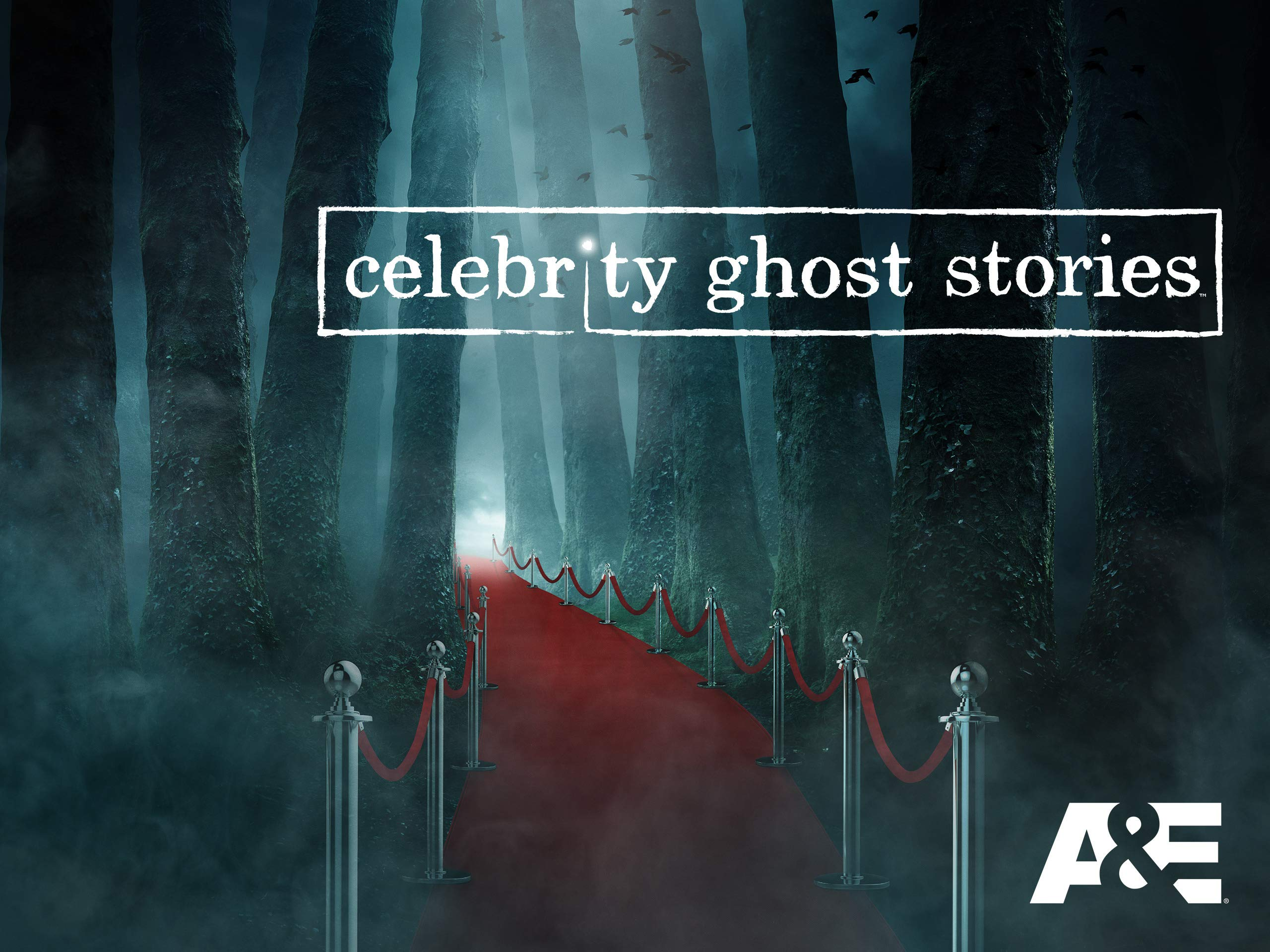 Celebrities even do ghosts better than the rest of us