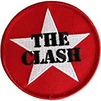 THE CLASH Star Logo, Officially Licensed Original Artwork