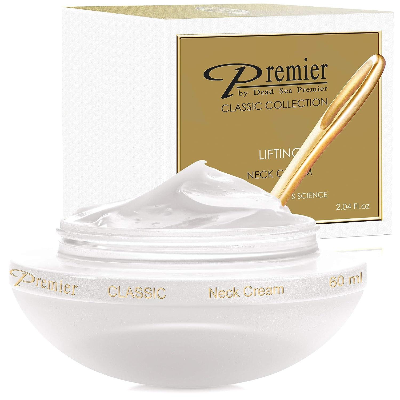 Crema Premier Del Cuello Del Mar Muerto Beauty