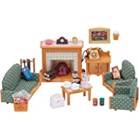 Sylvanian Families Deluxe Living Room Set,Furniture Set