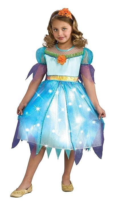 Twinklers Garden Fairy Costume  sc 1 st  Amazon.com & Amazon.com: Twinklers Garden Fairy Costume: Toys u0026 Games